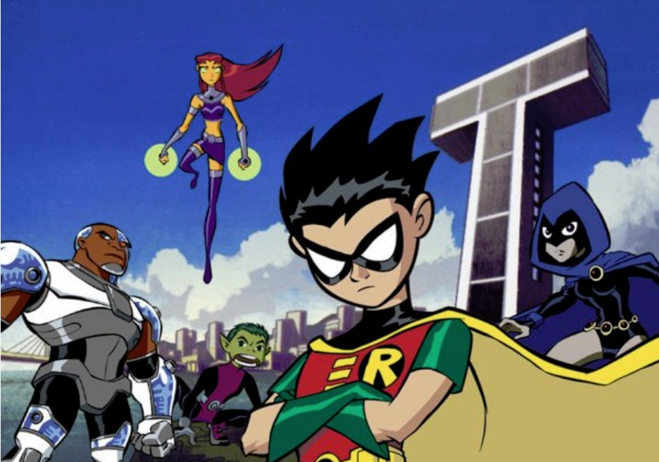 Right! seems Teen titans the lost episode are not
